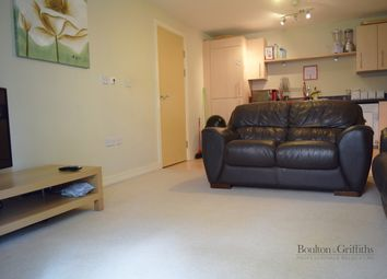 Thumbnail 1 bedroom flat to rent in Overstone Court, Cardiff Bay