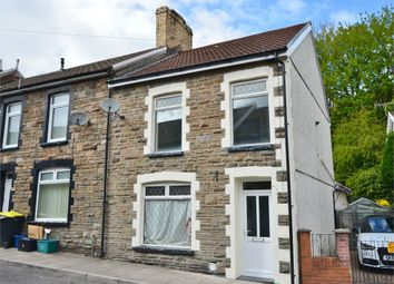 Thumbnail 3 bed end terrace house for sale in Gresham Place, Treharris, Mid Glamorgan