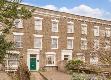 Thumbnail 3 bed terraced house for sale in St Leonards Square, Kentish Town, London