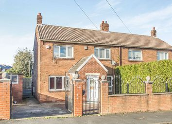 Thumbnail 3 bed semi-detached house for sale in Woodside Crescent, Batley