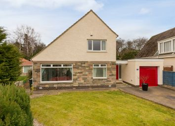 Thumbnail 4 bed detached house for sale in Dovecot Loan, Edinburgh
