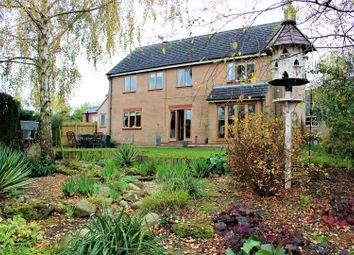 Thumbnail 4 bed detached house for sale in Bottom Lane, Bisbrooke, Oakham