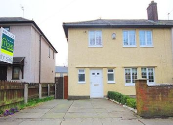 Thumbnail 3 bed semi-detached house to rent in Wapshare Road, Norris Green, Liverpool