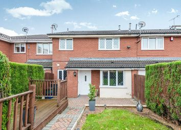 Thumbnail 2 bed terraced house for sale in Cresswell Avenue, Newcastle