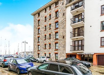 Thumbnail 2 bed flat to rent in Hawkers Avenue, Plymouth