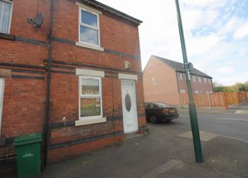 Thumbnail 3 bed terraced house to rent in Judes Court, Ransom Road, Nottingham