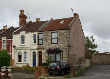 Thumbnail 4 bed end terrace house for sale in Dragons Well Road, Bristol