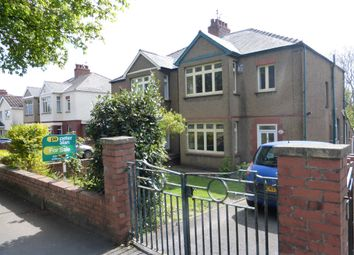 Thumbnail 3 bed semi-detached house for sale in New Road, Rumney, Cardiff