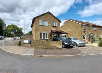 Thumbnail 4 bed detached house for sale in Burne Jones Close, Danescourt, Llandaff, Cardiff