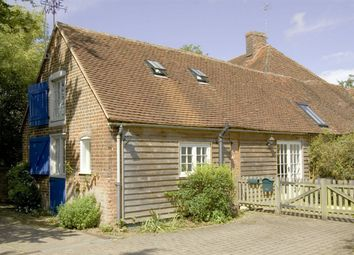 Thumbnail 2 bed cottage for sale in Hook Road, North Warnborough, Hook