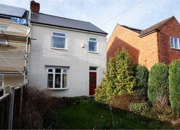 Thumbnail 3 bed semi-detached house for sale in Brook Hill, Chesterfield