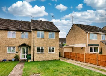 Thumbnail 2 bed semi-detached house to rent in The Lennards, South Cerney, Cirencester