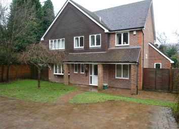 Thumbnail 5 bed property to rent in Letter Box Lane, Sevenoaks