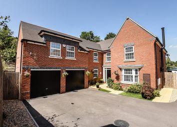 Thumbnail 6 bed detached house for sale in John Ireland Way, Storrington