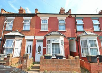 Thumbnail 2 bed terraced house for sale in Spencer Road, Luton
