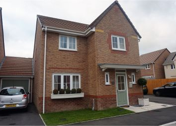Thumbnail 4 bed detached house for sale in Bryn Uchaf, Llanelli