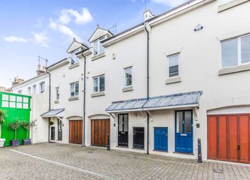 Thumbnail 3 bed town house for sale in Oxford Mews, Hove