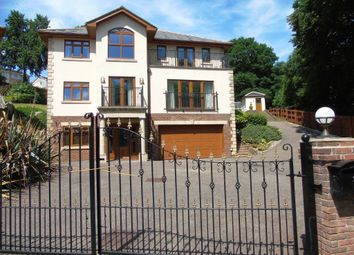 Thumbnail 5 bed detached house for sale in Brecon Walk, Treharris