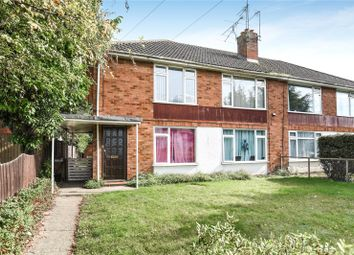 Thumbnail 2 bedroom maisonette to rent in Butts Hill Road, Woodley, Reading, Berkshire