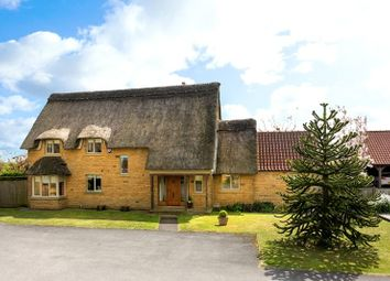 Thumbnail 4 bed detached house for sale in Roundhills Court, Scackleton, York, North Yorkshire