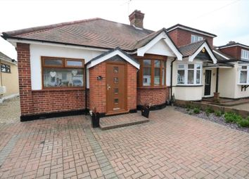 Thumbnail 2 bed semi-detached bungalow for sale in Gordon Road, Woodside, Grays