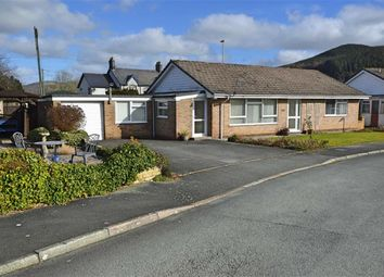 Thumbnail 3 bedroom bungalow for sale in 1, Gerddi Cledan, Building Plot & Garage, Carno, Caersws, Powys