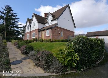 Thumbnail 4 bed semi-detached house for sale in Barton Road, Barton, Malpas, Cheshire