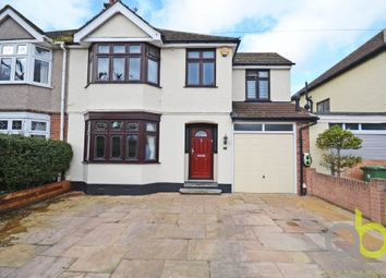 Thumbnail 4 bed semi-detached house for sale in St. Georges Avenue, Grays
