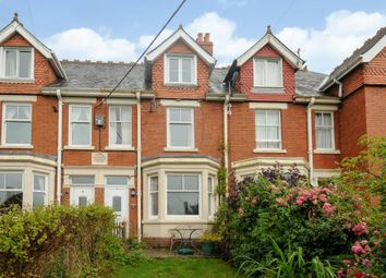 Thumbnail 4 bedroom terraced house for sale in Fronwen Terrace, Cradoc Road, Brecon