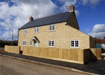 Thumbnail 4 bed detached house for sale in Station Road, Milborne Port, Sherborne, Somerset