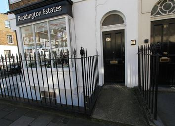 Thumbnail 1 bed flat for sale in Star Street, Paddington, London