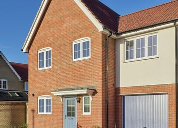 Thumbnail 3 bed end terrace house for sale in The Burley At St Michael's Hurst, Barker Close, Bishop'S Stortford, Hertfordshire