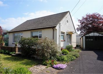 Thumbnail 3 bed detached bungalow for sale in St. Johns Crescent, Radstock