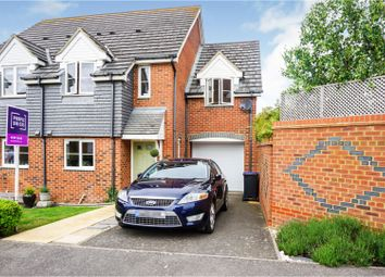 Thumbnail 4 bed semi-detached house for sale in Portlight Place, Whitstable