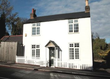 Thumbnail 3 bed cottage to rent in Carshalton Road, Carshalton