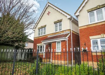 Thumbnail 4 bed detached house for sale in Cedar Road, Eastleigh