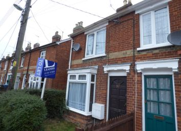 Thumbnail 2 bedroom end terrace house to rent in St. Catherines Road, Long Melford, Sudbury