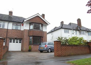 Thumbnail 4 bed semi-detached house to rent in Dartmouth Avenue, Westlands, Newcastle