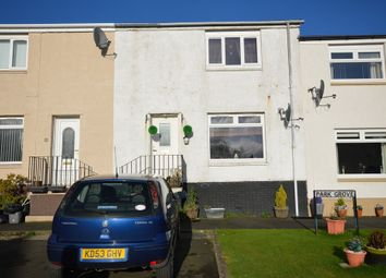 Thumbnail 2 bed terraced house for sale in Park Grove, Cardross, Dumbarton