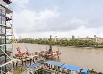 Thumbnail 3 bed flat for sale in 4 Riverlight Quay, Nine Elms, London
