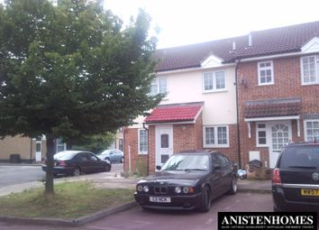Thumbnail 1 bed end terrace house to rent in Lancaster Place, Staines Road, Ilford