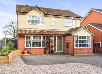 Thumbnail 5 bedroom detached house for sale in Stanmore Gardens, Newport Pagnell