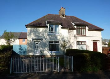 Thumbnail 2 bed semi-detached house to rent in Ferguson Avenue, Milngavie, Glasgow