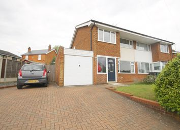 Thumbnail 3 bed semi-detached house for sale in Duggers Lane, Braintree
