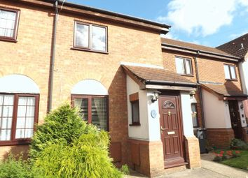 Thumbnail 2 bedroom terraced house for sale in Lindisfarne Close, Eynesbury, St. Neots