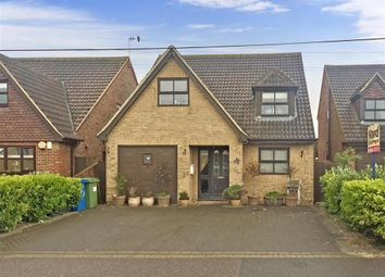 Thumbnail 4 bed detached house for sale in Queens Road, Minster On Sea, Sheerness, Kent