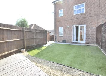 Thumbnail 4 bed terraced house to rent in Coningsby Walk, Kingsway, Quedgeley, Gloucester