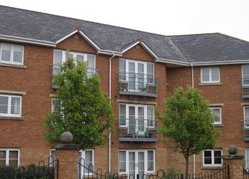 Thumbnail 2 bedroom flat to rent in Heol Cilffrydd, Barry