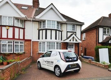 Thumbnail 3 bedroom semi-detached house for sale in Vivian Avenue, Wembley, Greater London