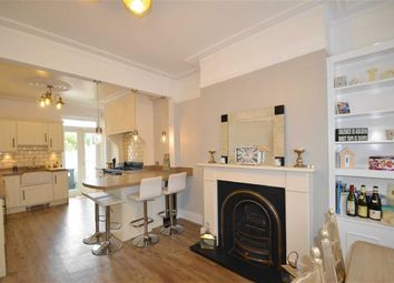 Thumbnail 3 bed terraced house for sale in Hillside Crescent, Leigh-On-Sea, Essex